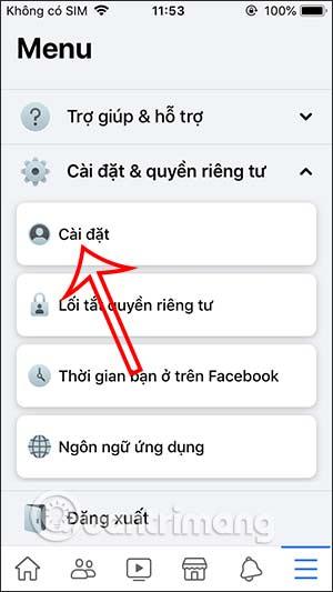 Cách khóa tài khoản Facebook tạm thời - Ảnh minh hoạ 2