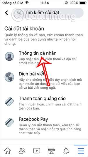 Cách khóa tài khoản Facebook tạm thời - Ảnh minh hoạ 3