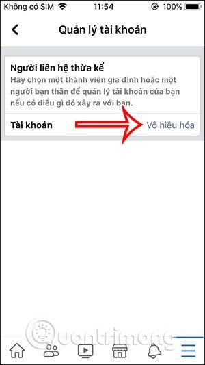 Cách khóa tài khoản Facebook tạm thời - Ảnh minh hoạ 5