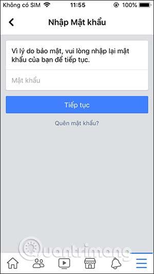 Cách khóa tài khoản Facebook tạm thời - Ảnh minh hoạ 6