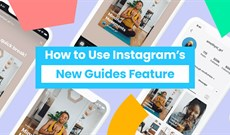 Cách tạo hướng dẫn địa điểm trên Instagram