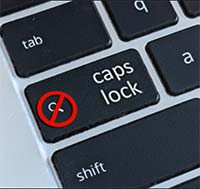 Cách tạo phím Caps Lock trên Chromebook