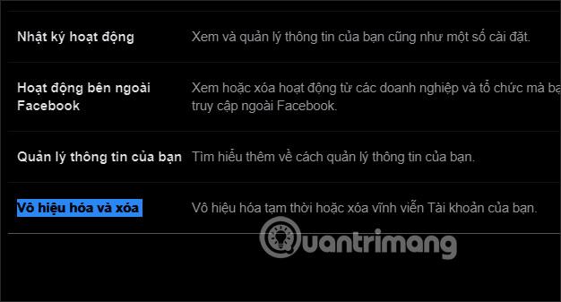 Cách xóa tài khoản Facebook vĩnh viễn trên điện thoại, máy tính - Ảnh minh hoạ 11