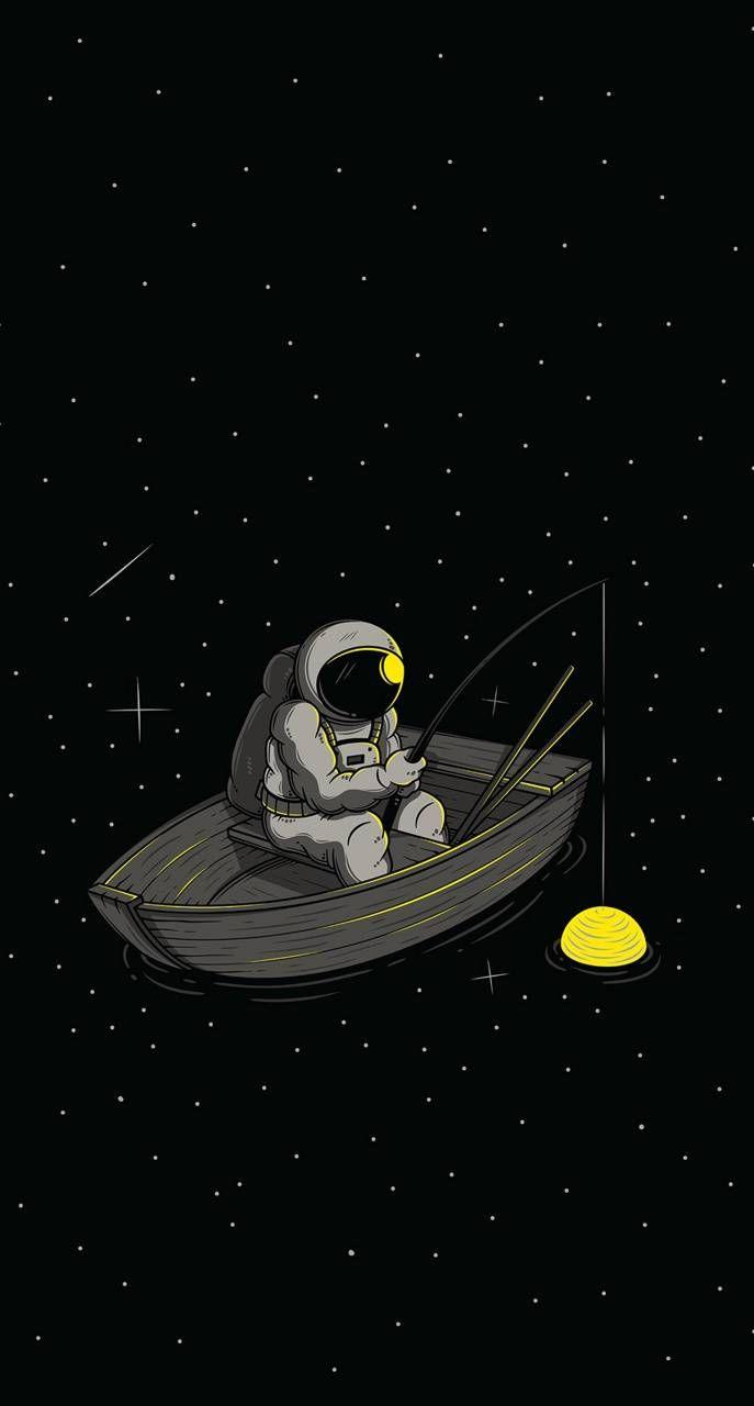 hình nền phi hành gia đẹp nhất