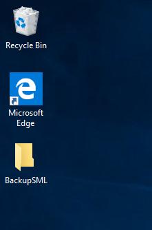 Giải nén nội dung của file zip ra desktop