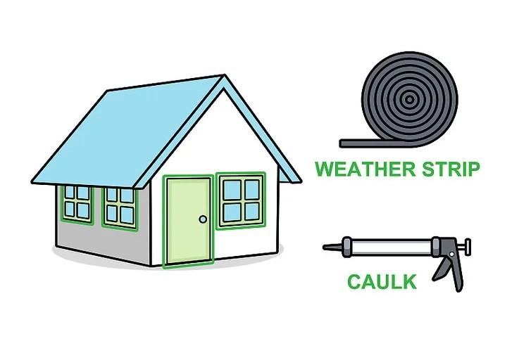 Cách nhiệt cho ngôi nhà vào mùa hè, giữ ấm vào mùa đông