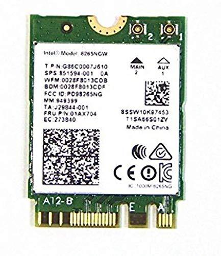 Intel Dual-Band Wireless-AC 8265 có Bluetooth