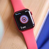 Cách đo SpO2 (nồng độ oxy trong máu) trên Apple Watch