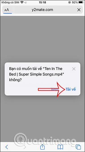 Hướng dẫn cách tải video Youtube trên iOS 10 nhanh chóng