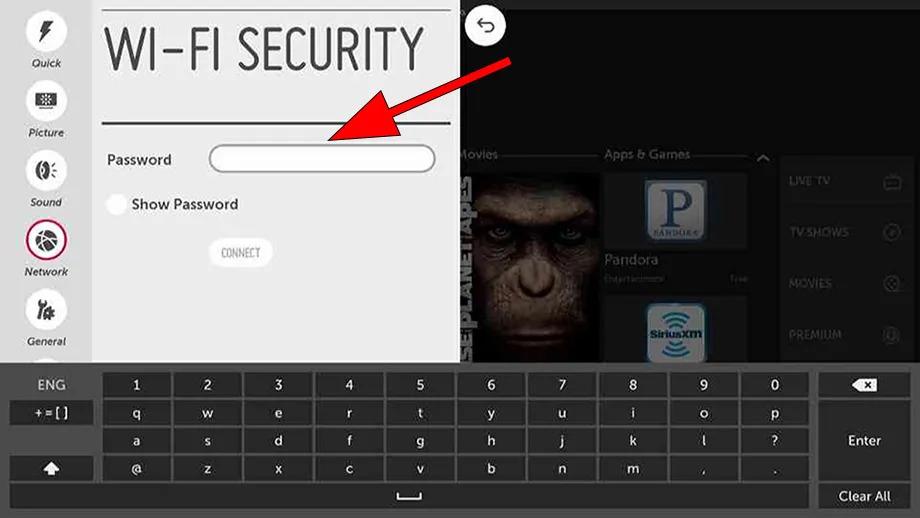 Nhập mật khẩu
