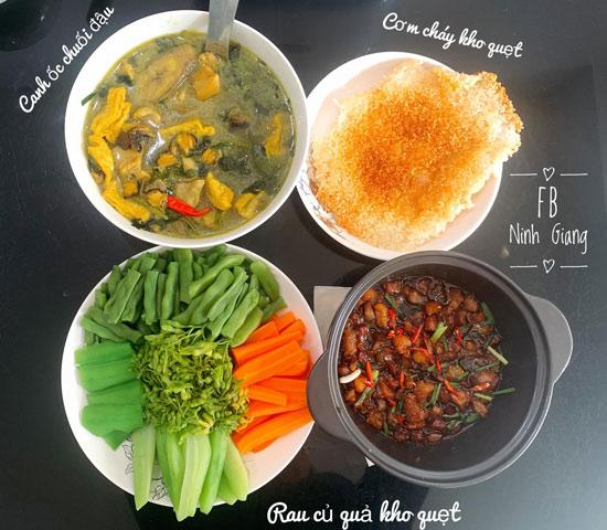 114 thực đơn giúp chị em trả lời câu hỏi 'hôm nay ăn gì?'
