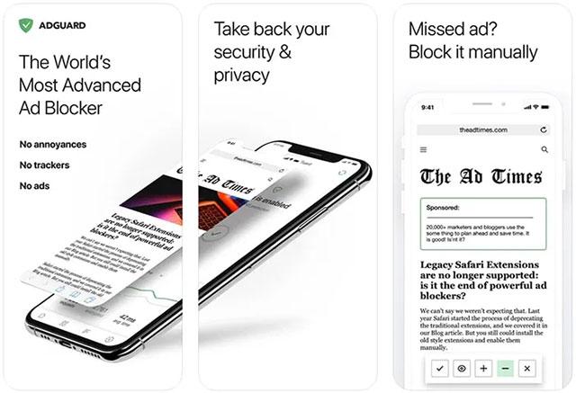 4 cách chặn quảng cáo trên iPhone tốt nhất