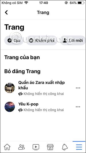 Cách chèn URL website vào Story Fanpage Facebook - Ảnh minh hoạ 2