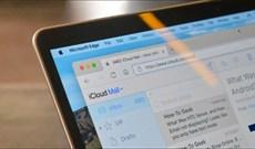 Cách check mail iCloud trên trình duyệt web