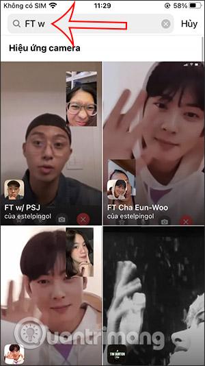 Cách tải filter facetime với người nổi tiếng trên Instagram - Ảnh minh hoạ 4