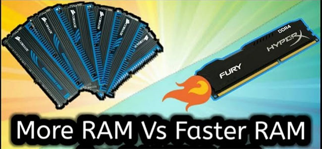 Mua RAM mới hay năng cấp RAM hiện có sẽ tốt hơn?