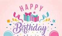 28 mẫu thiệp sinh nhật đẹp kèm lời chúc hay cho bố mẹ, vợ chồng, người yêu, bạn bè