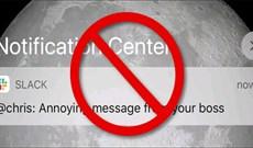 Cách vô hiệu hóa Notification Center trên màn hình khóa iPhone