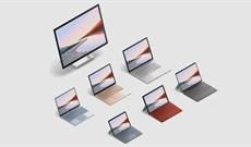 Microsoft trình làng Surface Laptop 4 với nhiều sự lựa chọn về cấu hình