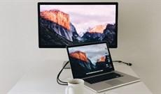 Cách kết nối MacBook với TV