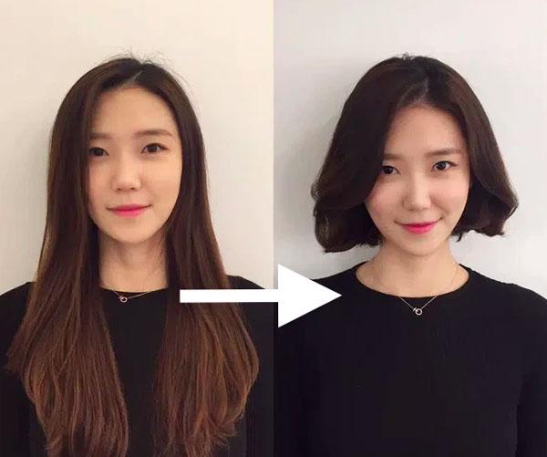 Tóc ngắn cho nữ