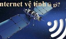 Internet vệ tinh là gì? Ưu nhược điểm của Internet vệ tinh