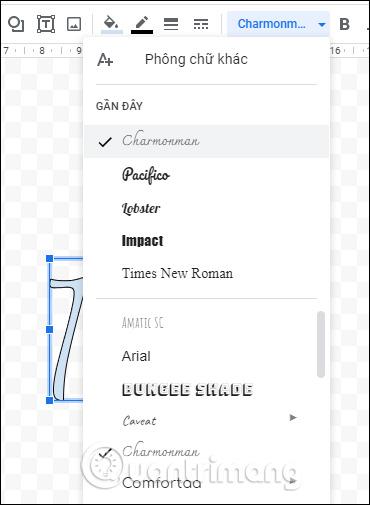 Cách tạo chữ cái lớn đầu dòng trong Google Docs - Ảnh minh hoạ 3