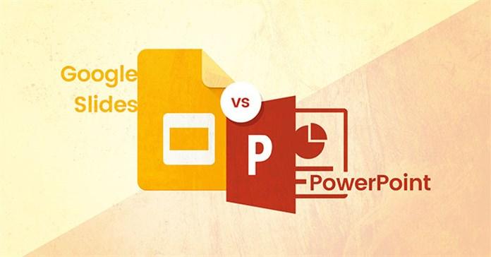 Google Slides hay Microsoft PowerPoint phù hợp hơn cho doanh nghiệp?