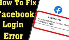 Mã lỗi 2 Facebook là gì? Cách sửa mã lỗi 2 trên Facebook