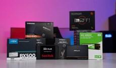 Cách phân biệt các loại ổ cứng SSD