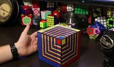 Chinh phục khối Rubik khó nhất thế giới 17x17x17