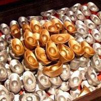 10 vạn lượng vàng tương đương 500kg, người xưa lấy đâu ra nhiều vàng mà ban thưởng vậy?