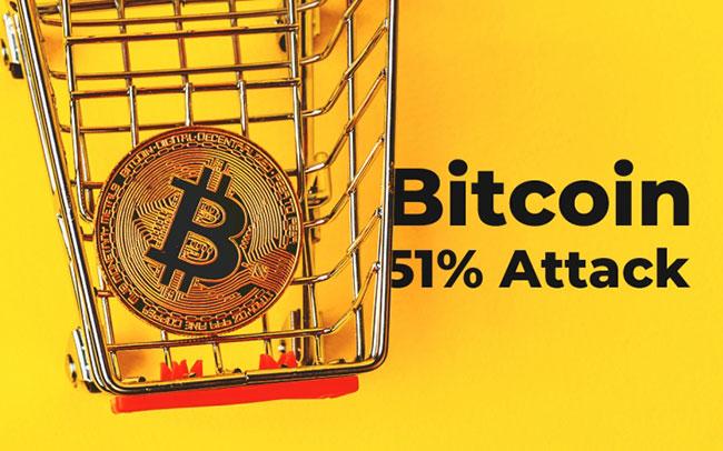 Một cuộc tấn công 51% vào blockchain Bitcoin là rất khó xảy ra
