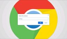 Cách đặt tên cho một cửa sổ Google Chrome