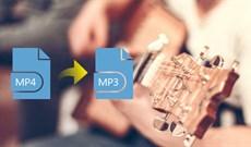 Cách chuyển đổi file MP4 sang MP3