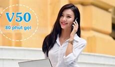 Cách đăng ký gói V50 Vinaphone ưu đãi gọi thoại