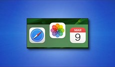 Cách thêm ứng dụng vào thanh Dock trên máy Mac