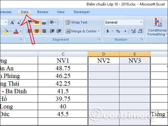 Cách dùng tính năng Group trong Excel