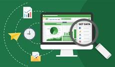 Cách dùng tính năng Group trong Excel để ẩn nhanh cột