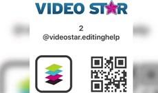 Cách sử dụng mã QR trong Video Star
