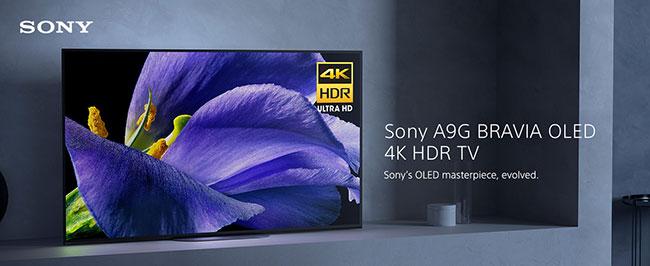Sony XBR-55A9G