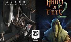 Mời tải miễn phí Alien: Isolation và Hand of Fate 2 trên EGS