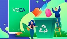 Cách dùng ứng dụng VECA bán ve chai trên điện thoại