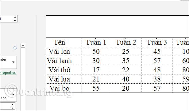 Cách sửa lỗi mất khung in trong Excel - Ảnh minh hoạ 4