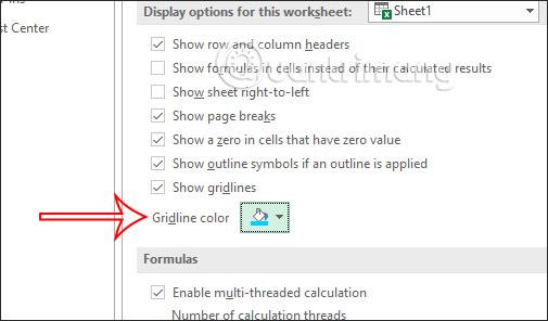 Cách sửa lỗi mất khung in trong Excel - Ảnh minh hoạ 7