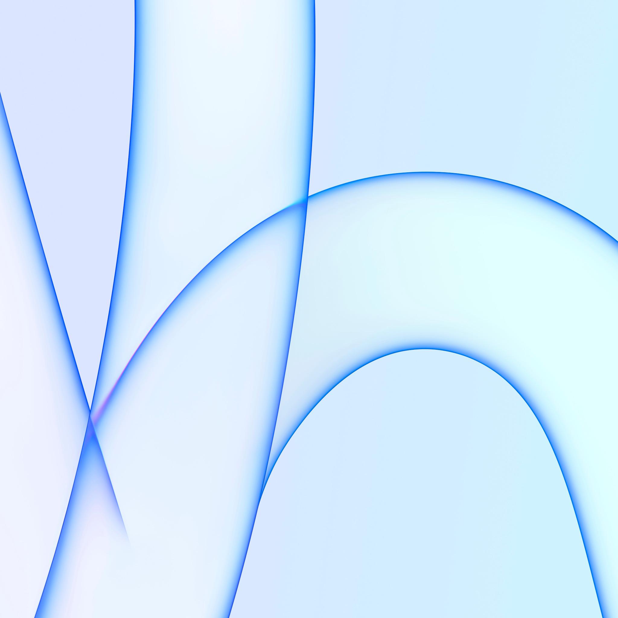 Hình nền iMac Blue