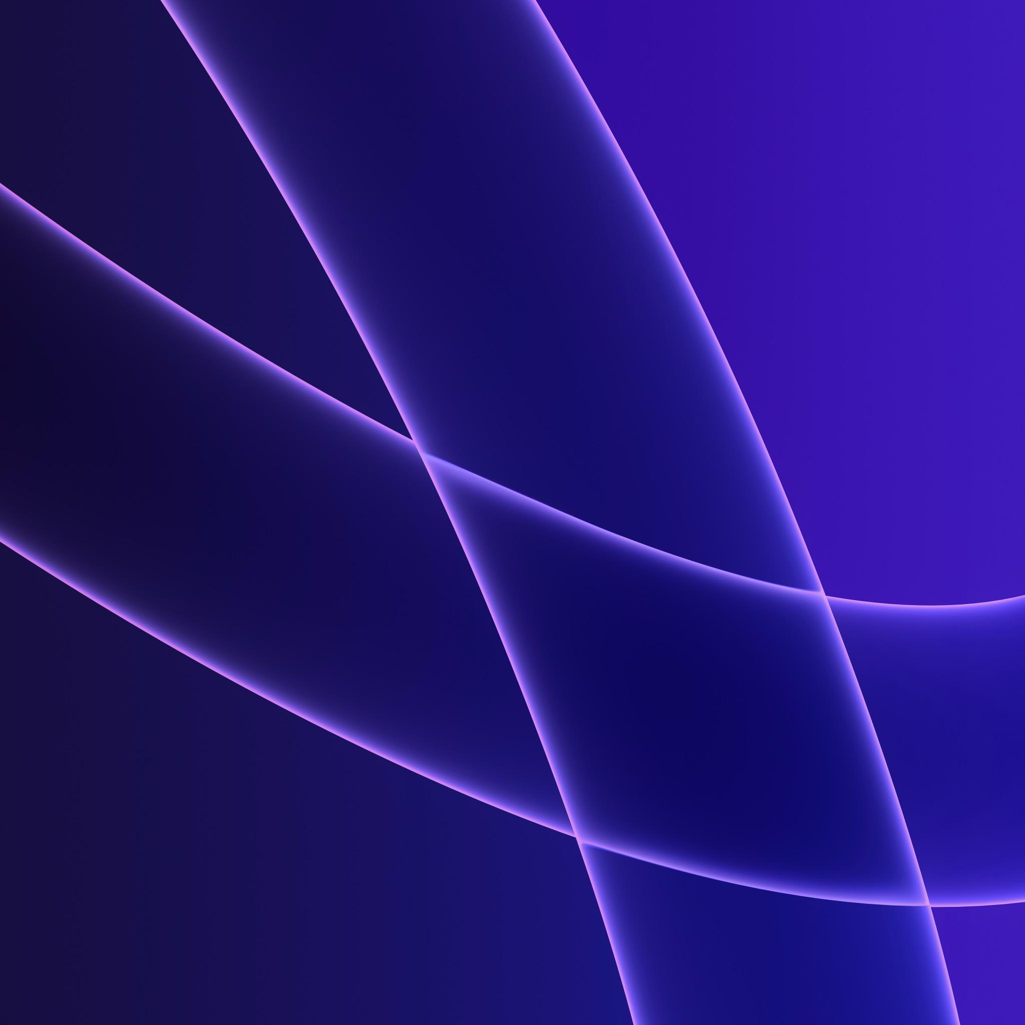 Hình nền iMac Purple 2