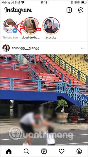 Cách tải filter Ohmyface hài hước trên Instagram