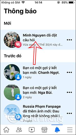 """Cách sử dụng mục """"Hỏi & Đáp"""" trên Facebook - Ảnh minh hoạ 4"""
