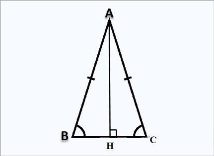 Tam giác cân